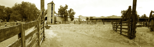 ImageAntelop Island Ranch BW 0008
